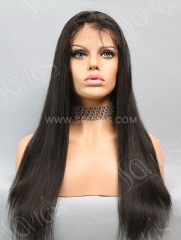 130% Density Full Lace Wig Straight Human Hair