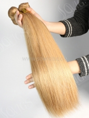 1 Bundle Brazilian #520 Color Straight Human Hair