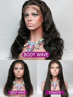 130% Density 13x6 Lace Front Wig Human Hair