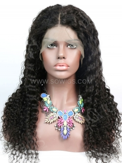 1B/30 Loose Deep Wave Lace Front Wig Human Hair