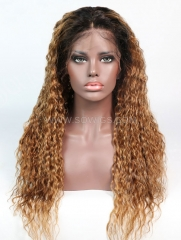 130% Density 13x6 Lace Front Wig Loose Deep Wave Human Hair