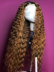 1B/30 Loose Deep Wave 13x6 Lace Front Wig Human Hair